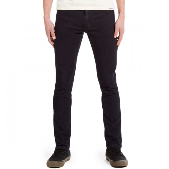 CCS Skinny Fit Jeans - Washed Black - 28 - 30