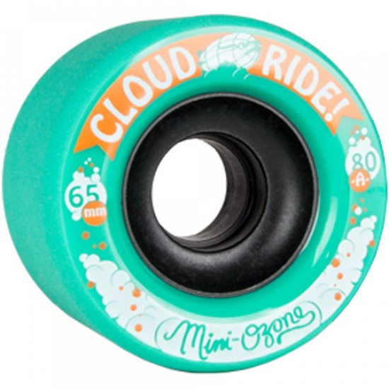 Cloud Ride Mini Ozone Longboard Wheels 65mm