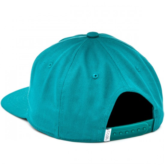 Coal The Best Friend Hat - Teal