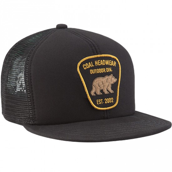 Coal The Bureau Hat - Black