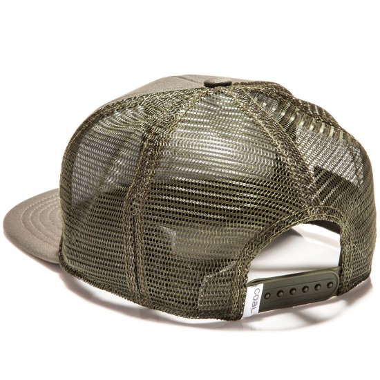 Coal The Bureau Hat - Olive