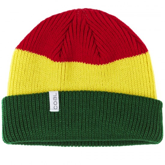 Coal The Frena Beanie - Rasta