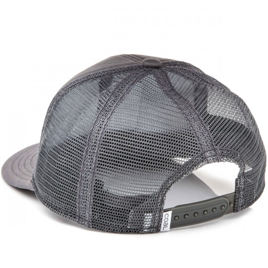 Coal The Hauler Hat - Grey
