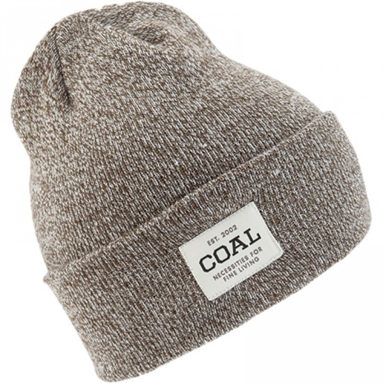 Coal The Uniform Beanie - Olive Marl