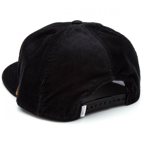 Coal The Wilderness Hat - Black (Fish)