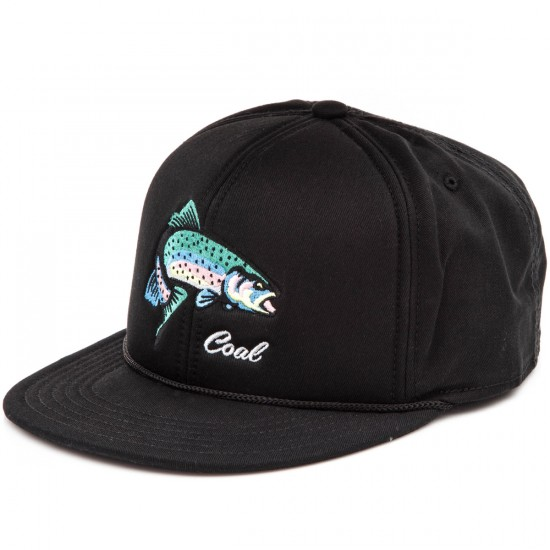 Coal The Wilderness SP Hat - Black (Rainbow)