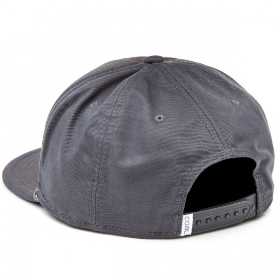 Coal The Wilderness SP Hat - Charcoal (Eagle)