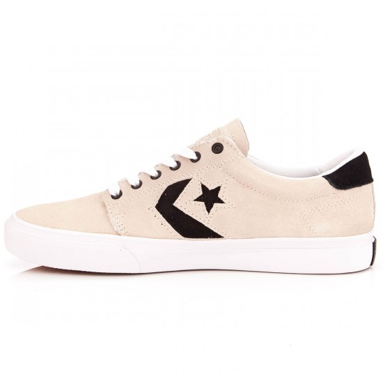 Converse KA3 Shoes - Parchment/Black/White - 10.0