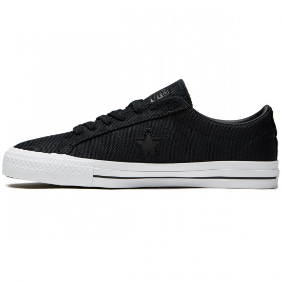 Converse X Mike Anderson One Star Pro Shoes - Black - 7.0