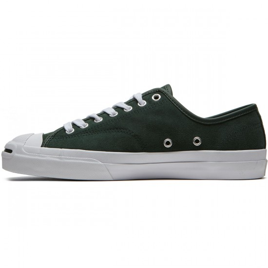 Converse X Polar Jack Purcell Pro Shoes - Deep Emerald/White - 6.0
