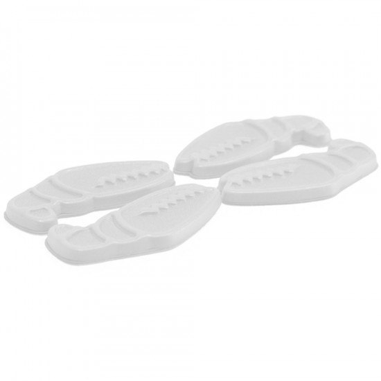 Crab Grab Mini Claw - 4 Pack - White