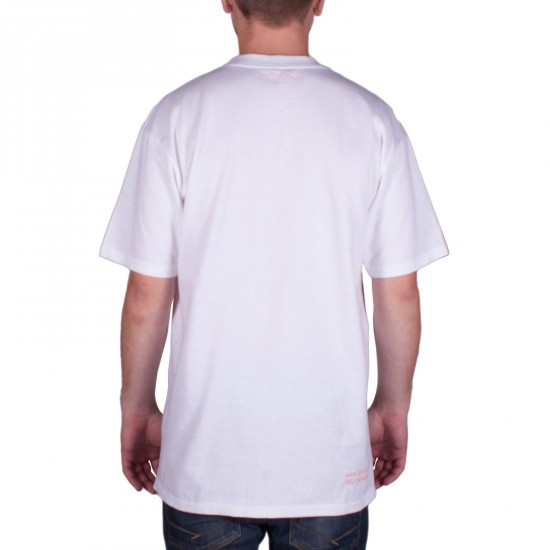 Daddies Board Shop Dimensional T-Shirt - White