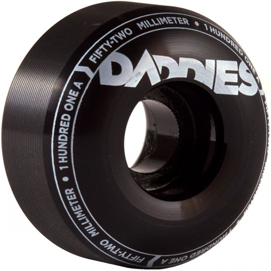 Daddies Board Shop Well Skateboard Wheels 52mm 101a