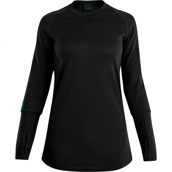 Dakine Hex Crew Women's Base Layer 2014 - Black