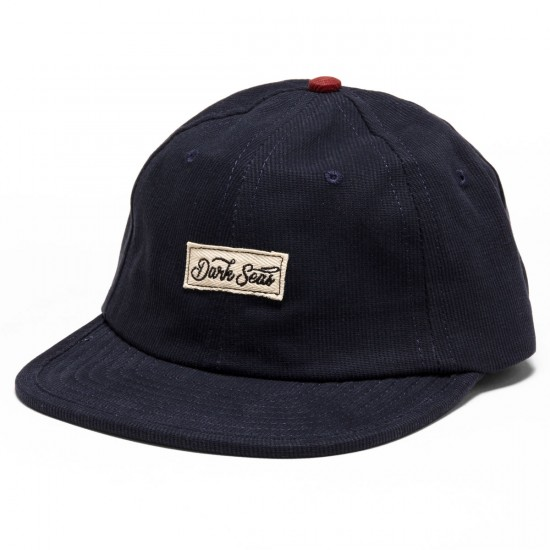 Dark Seas Depth Sounder Hat - Dark Navy