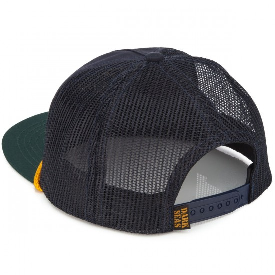 Dark Seas Hammock Hat - Dark Navy