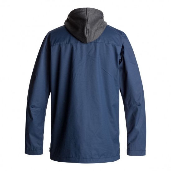 DC Cash Only Snowboard Jacket - Insignia Blue