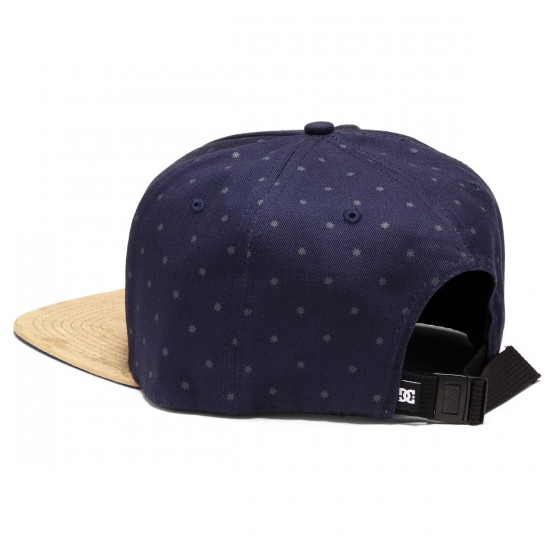 DC Marrow Hat - Vintage Indigo