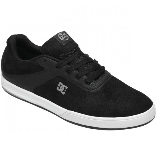 DC Mike Mo Capaldi Shoes - Black - 7.0