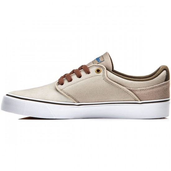 DC Mikey Taylor VU Shoes - Camel - 6.0
