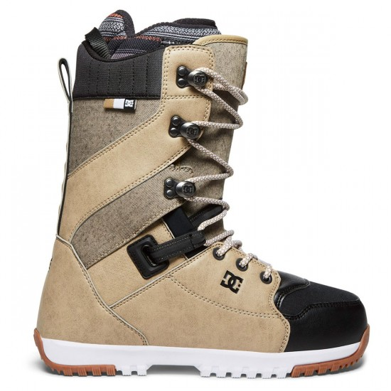DC Mutiny Snowboard Boots 2018 - Brown