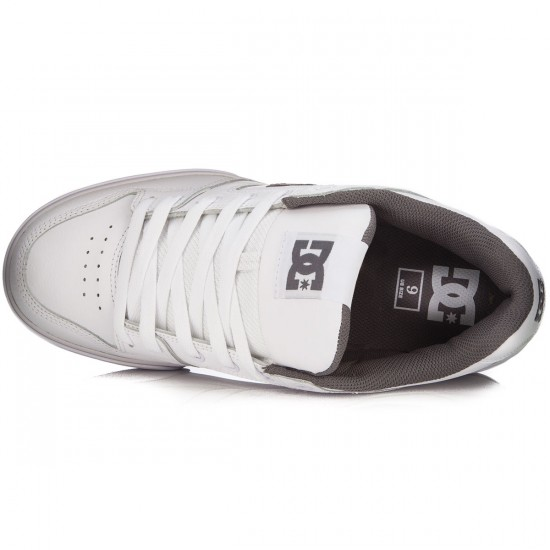 DC Pure Shoes - White/Battleship/White - 14.0
