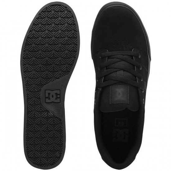 DC Anvil Shoes - Black/Black - 13.0