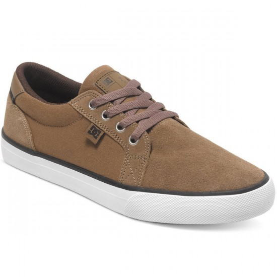 DC Council S Shoes - Khaki - 9.0