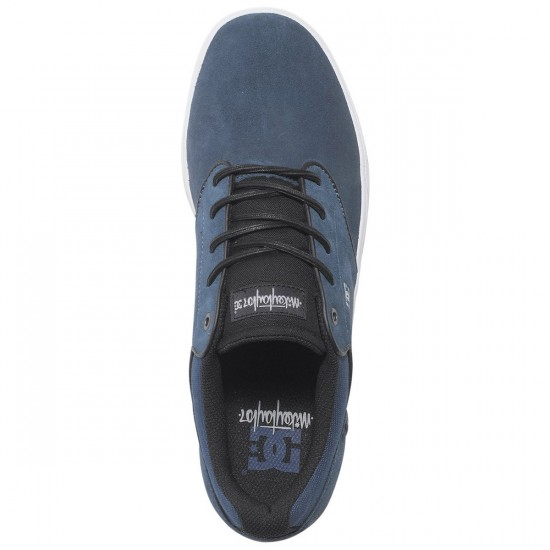 DC Mikey Taylor Vulc Shoes - Dark Denim - 9.0