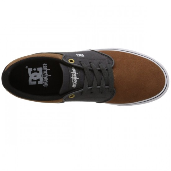 DC Mikey Taylor Vulc Shoes - Brown - 13.0