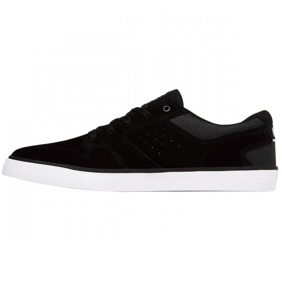 DC Nyjah Vulc Shoes - Black - 8.0