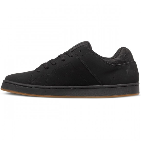 DC Wage Shoes - Black - 13.0