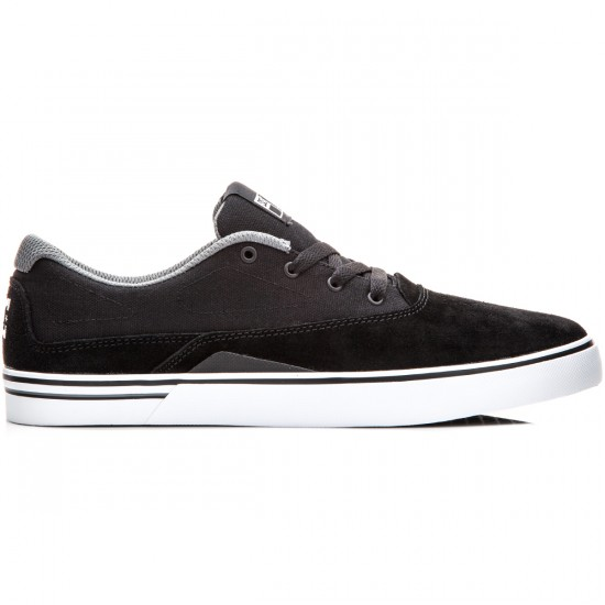 DC Sultan S Shoes - Black/White - 6.0