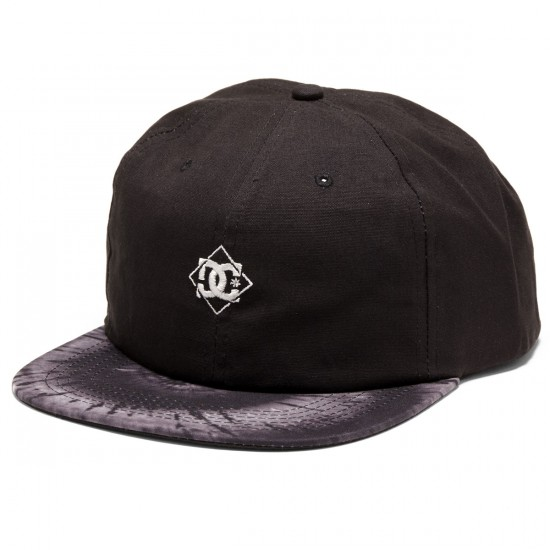 DC Swayed Hat - Black