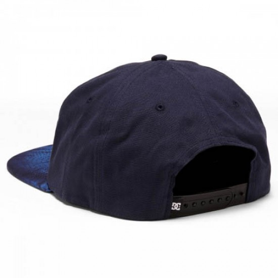 DC Swayed Hat - Blue Iris