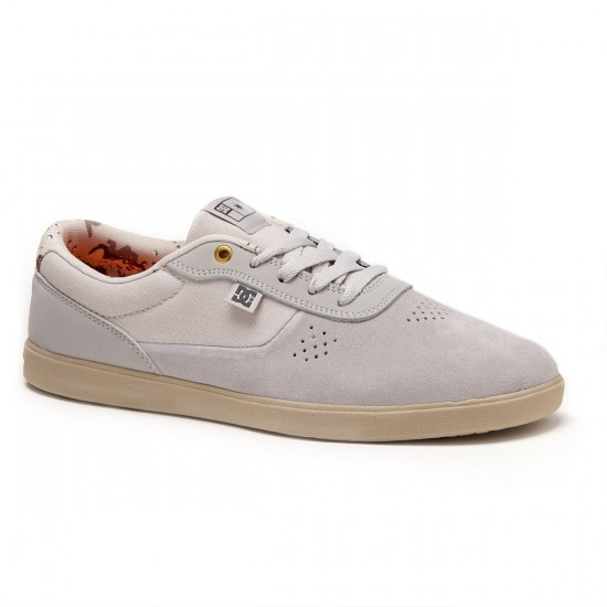 DC Switch Lite Shoes - Grey/Camoflage - 8.0