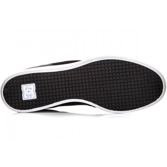 DC Switch S Lite Shoes - Black/White - 6.0