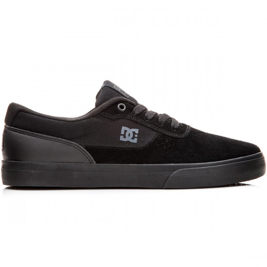 DC Switch S Shoes - Black/Black/Black - 6.0