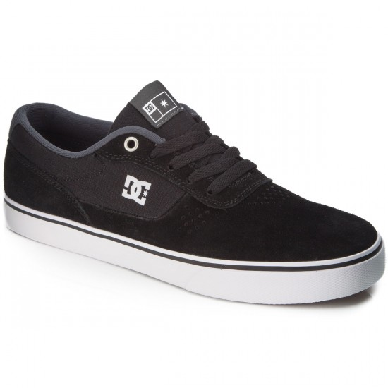 DC Switch Shoes - Black/Grey - 14.0