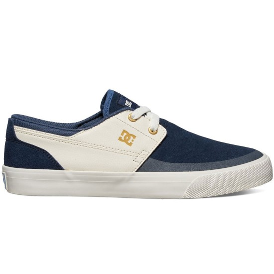 DC Wes Kremer 2 Shoes - Blue/Blue/White - 8.5