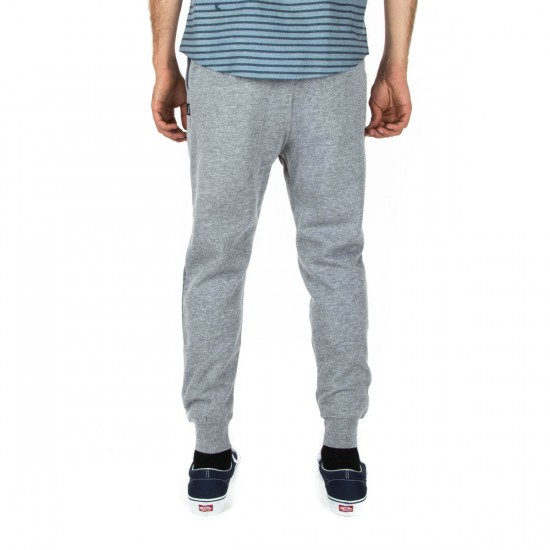 Diamond Supply Co. Diamond League Sweat Pants - Heather Grey - LG