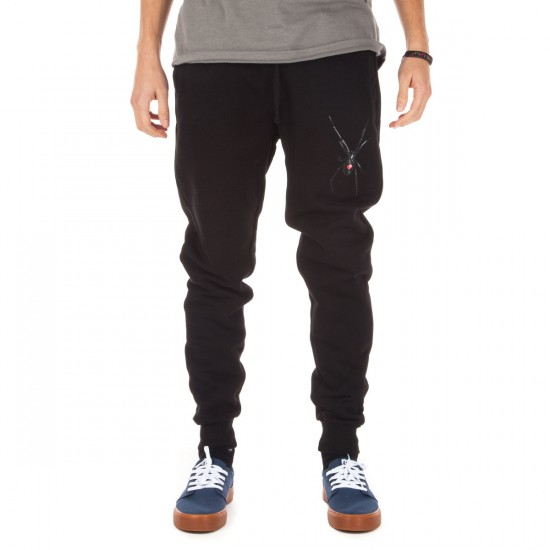 Diamond Supply Co. Widow Sweat Pants - Black - LG