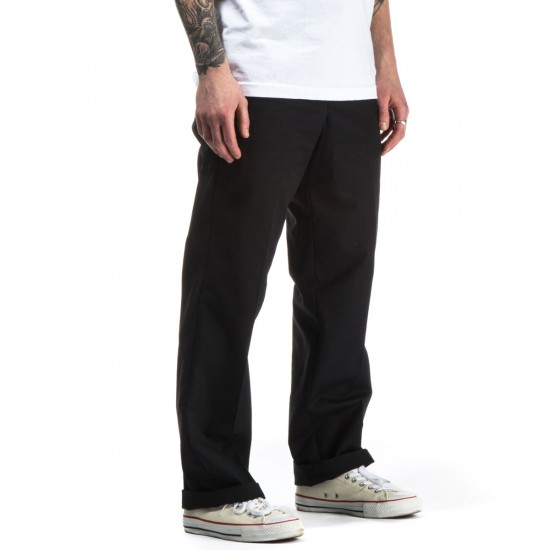 Dickies Industrial Work Pants - Black - 30 - 32