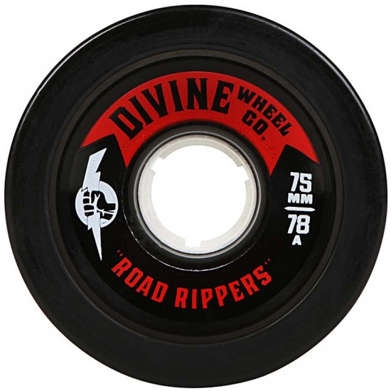 Divine Road Rippers Longboard Wheels 75mm