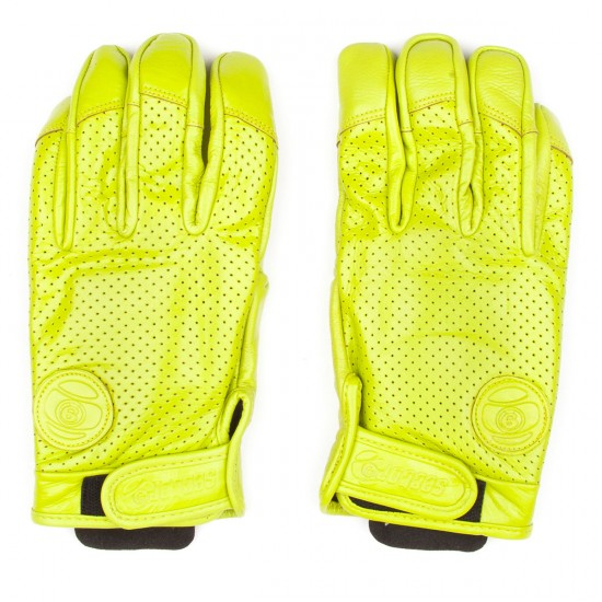 Sector 9 Driver II Slide Gloves - Green