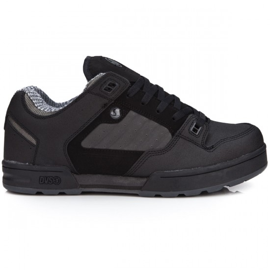 DVS Militia Snow Shoes - Black/Grey - 10.0