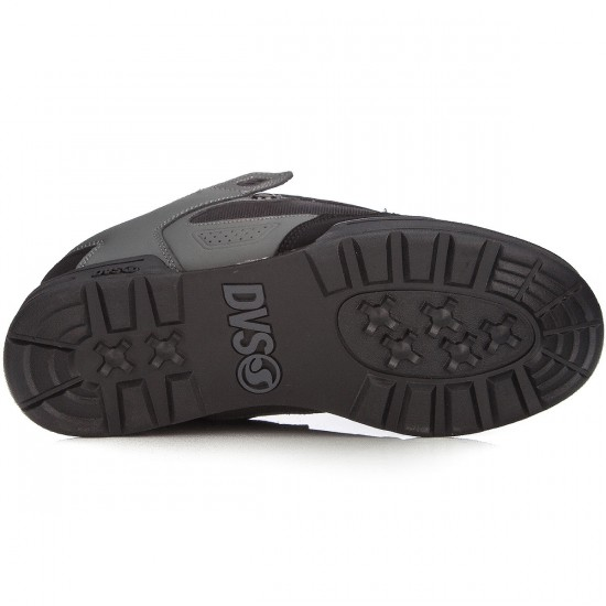 DVS Militia Snow Shoes - Black/Grey/Black Trubuck - 8.0