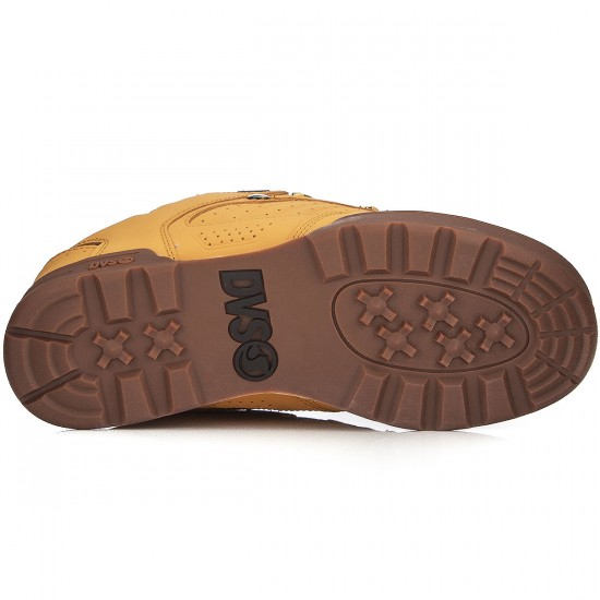 DVS Militia Snow Shoes - Tan/Trubuck - 8.0