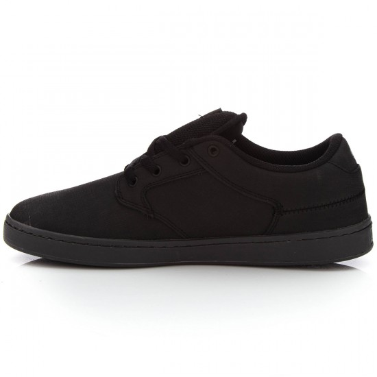 DVS Quentin Shoes - Black/Gunny - 8.0