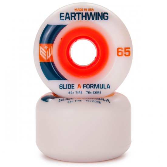 Earthwing Superballs Longboard Wheels 65mm Slide A